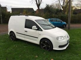 2010 volkswagen caddy c20 tdi