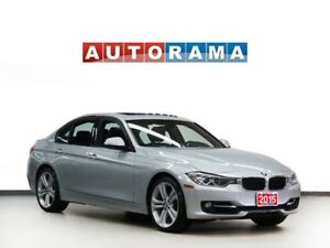2015 BMW 328xi NAVIGATION LEATHER SUNROOF 4WD HEATED SEATS