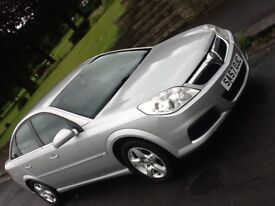 2008 VAUXHALL VECTRA 1.8 EXCUSIVE HATCHBACK