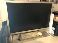 Apple Cinema Display 30inch mint condition with box