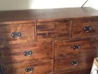 Laura Ashley Garrat 8 drawer chest