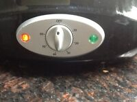 Electric 3 tier steamer - barely used