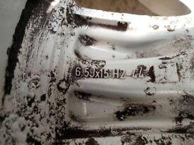 """Mercedes Citan 15"""" Alloy Wheels 5x108 5 x 108 (Renault, Peugeot, Citroen)"""