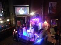 Mobile Video Disco, Karaoke and DJ Hire in Caerphilly