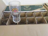Various Pint Glasses.