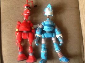 Soft Toys From The Movie Robots