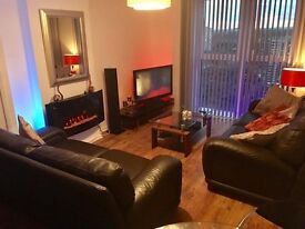 Salford Crescent close to Manchester city centre - Double room - ideal short term let
