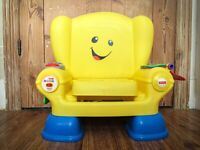 Super CHEAP Laugh & Learn Smart Stages Chair