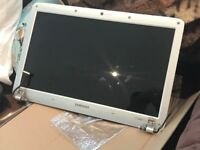 2x samsung laptop screens 15.6