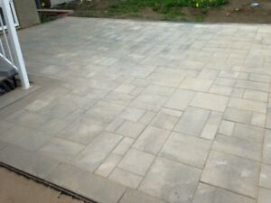 Set in Stone paving stone & landscaping