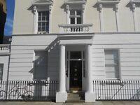 Pimlico, SW1 to W, SW or NW London