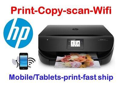 New HP Envy 4511/4520(4500) wireless photo Printer-AIO-cloud Print-picture-CD