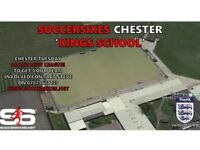 Chester Soccersixes - Teams Needed