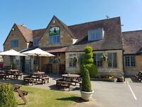 Chef required for busy cotswold village pub