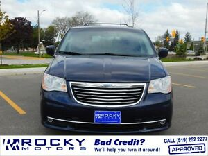 2014 Chrysler Town and Country Touring $24,995 PLUS TAX