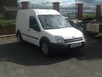 FORD TRANSIT CONNECT 55reg £795