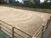 Horse Arena / Race Gallops / Equine Manege / Livery yard / DIY package