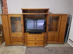 Tv Display Unit Sunbury Hume Area Preview