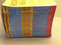 SET OF HORRID HENRY BOOKS