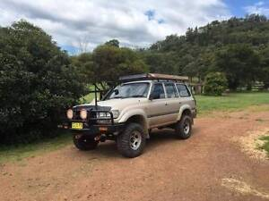 1992 Toyota LandCruiser Wagon Factory Turbo Diesel Muswellbrook Muswellbrook Area Preview