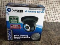 Swann Audio Warning Security Camera ADS-191 TM