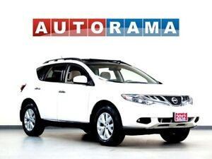 2012 Nissan Murano 4WD SUNROOF BACKUP DAMERA
