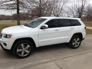 WANTED-2012/2013 JEEP Grand Cherokee