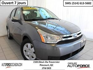 2009 Ford Focus SE AUT AC PWR GRP 4CYL WOW