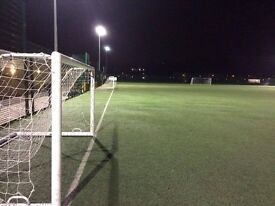 Friday Evening | Casual Football in Southfields, London