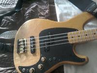 1982 ibenez blazer bass series custom made