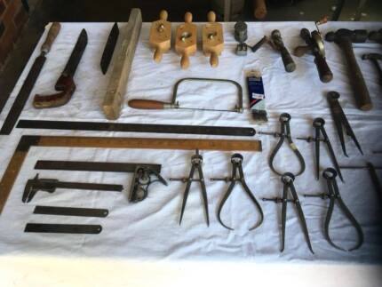 GARAGE SALE - Tools, craft needs, jazz records, books, furniture