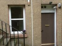 One bedroom furnished garden flat in Stockbridge available now. £625 per calendar month