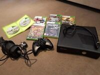 Xbox 360 including FIFA 16 and more games