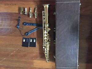 Student Carl Hensberg Soprano Saxophone St Lucia Brisbane South West Preview