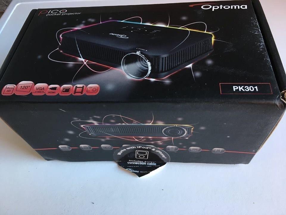 Optoma Pico PK301 Pocket Projector