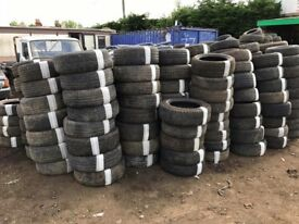 PART WORN TYRE WHOLESALERS • HUNDREDS OF PART WORNS AVAILABLE • CHEAP TYRES