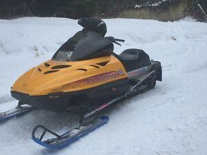 Ski Doo 500