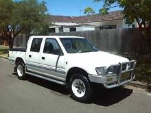 1997 Holden Rodeo 4X4 DEISEL Botany Botany Bay Area Preview