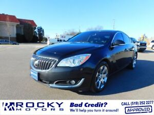 2015 Buick Regal - Drive Today | Great, Bad, Poor or No Credit
