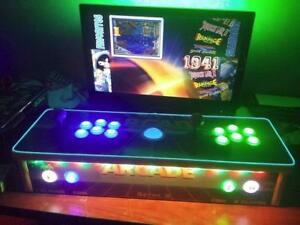 Retropie MAME Arcade System - 1-2 Player systems on SALE!!! - www.retroxcanada.com