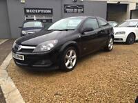 2008 58 Vauxhall astra sri 1.7 cdti 100 ...... BLACK ...... P/x welcome