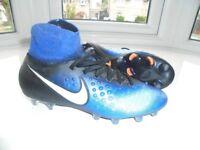 Boys Nike Magista, sized 5.5 football boots