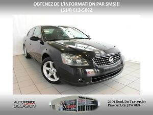 2006 Nissan Altima SE CUIR TOIT MAGS 6CYL TOUTE EQUIPE LEATHER R