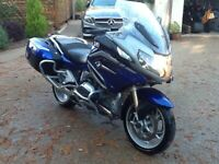 BMW R1200RT Motorcycle