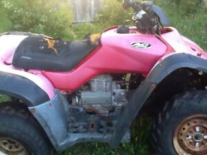 350 Honda parts bike for sale