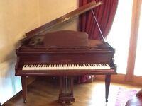 Schreiber Baby Grand Piano