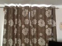 Curtains 90x90 2nd pair 66 x90
