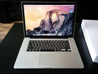 Early 2013 Macbook Pro 15 - Immaculate condition - Firm Price
