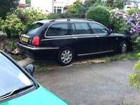 Rover 75 cdt diesel automatic estate