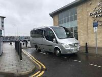 16 Seater Minicoach Hire- 16 SEATER MINIBUS HIRE READING & WOKINGHAM To Anywhere-ABC TRAVEL 9696969